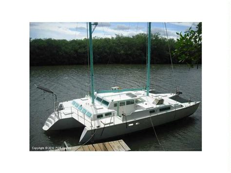 trimaran cycle norman cross 52 trimaran in rest of the world sailboats