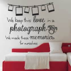 bedroom wall stickers sticker art quote quotes forever