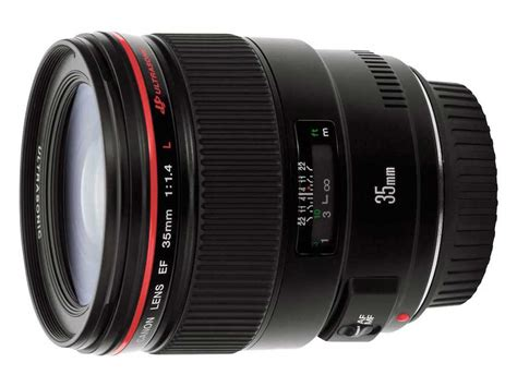 Lensa Wide Canon Ef 16 35mm F 4l Is Usm canon ef 35mm f 1 4l ii usm lens reviews sles daily