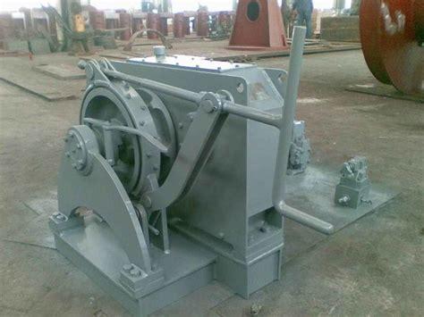 boat anchor equipment boat safety marine hydraulic deck machinery equipment