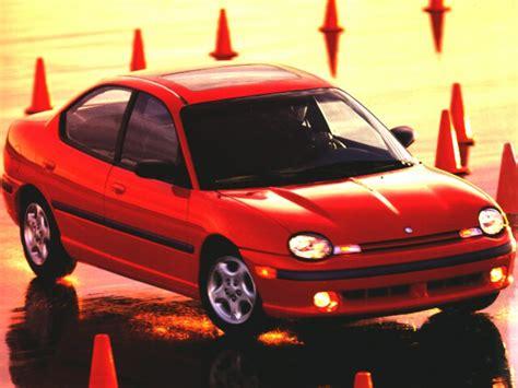 2001 Dodge Neon Mpg by 2001 Dodge Neon Mpg 2018 Dodge Reviews