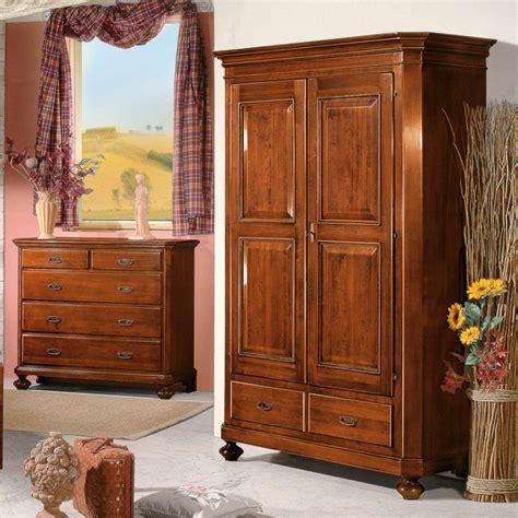 armadio con cassetti armadio in legno con 2 ante 2 cassetti