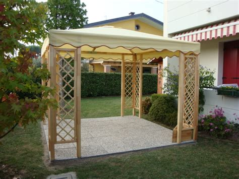 progetto gazebo in legno gazebo in legno venezia lino quaresimin maerne di