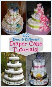 how to make a diaper cake the diy mommy party