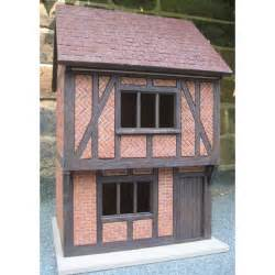 1 24 scale dolls houses small tudor dolls house 1 24 scale externally decorated built decorated dolls