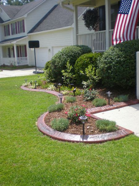 picture perfect landscape edging in fayetteville nc