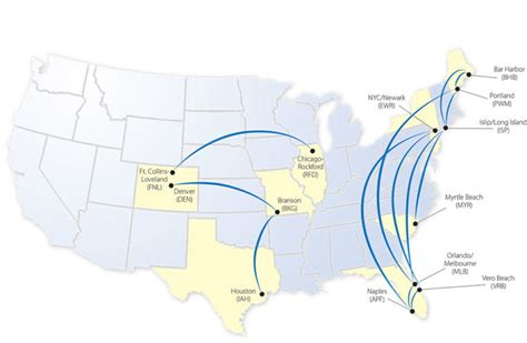 map of us airline routes liangma me elite airways and some exceptional new routes wandering