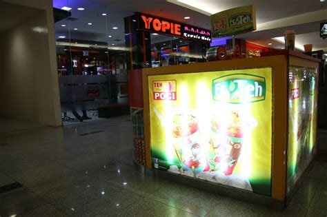 Franchise Teh Poci franchise minuman teh peluang usaha modal kecil