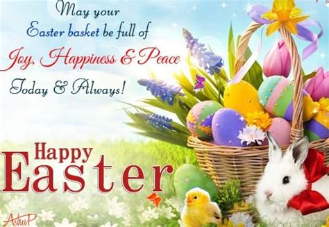 Wishing You A Happy Easter by Happy Easter Wishes 2018 Quotes Cards Images Pictures