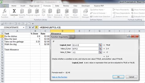 excel 2010 logical functions tutorial nested logical function excel 2013 logical functions in