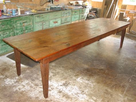 Handmade Kitchen Table - 50 inspired custom farmhouse table