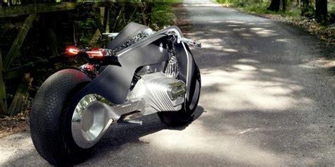 E Motorrad Zukunft by So Stellt Sich Bmw Das Motorrad Der Zukunft Vor Ingenieur De