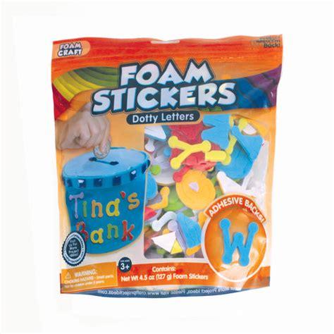 printable stickers walmart dotty letters foam stickers 4 5 oz crafts walmart com