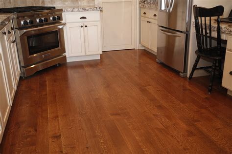 kitchen with wood floors carson s custom hardwood floors utah hardwood flooring