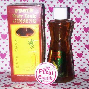 Promo Proto Hair Tonic Ginseng 180ml proto hair tonic gingseng toko kosmetik terpercaya