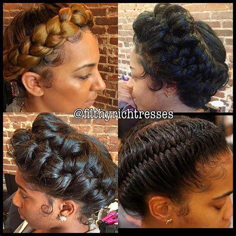 braids by najah 44 best hair styles images on pinterest braids hair dos