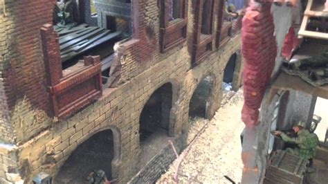 Mini Wolrd Wap Etnos Wacth world war ii diorama by craig warner