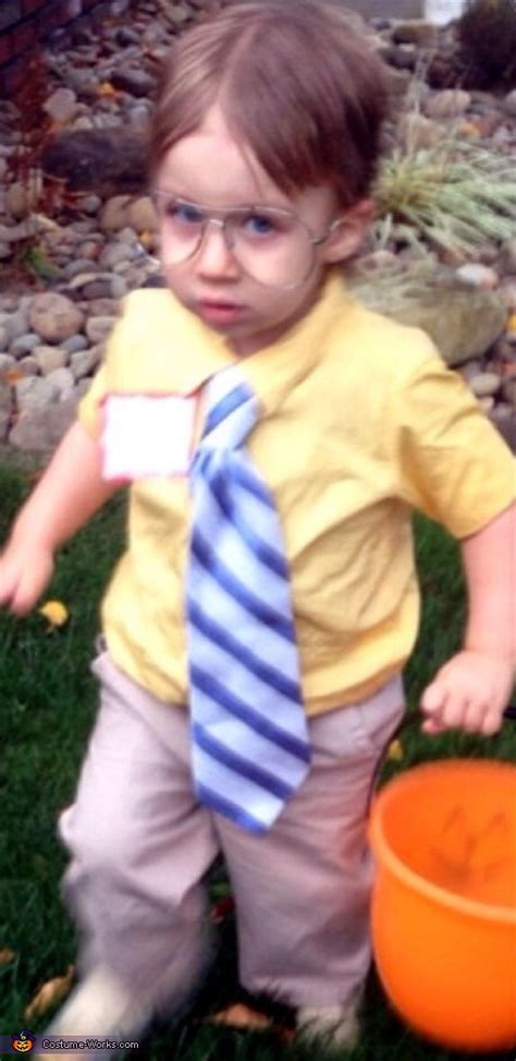 dwight schrute baby halloween costume