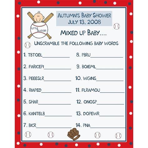 baseball word games printable printable baseball word games activity shelter