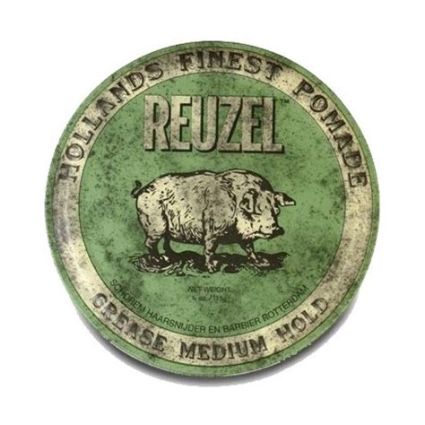 Pomade Indonesia official distributor reuzel green grease pomade by indonesia pomade