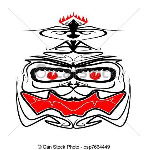 jp iban iban 種族 マスク iban 種族 マスク csp7664449のepsベクター クリップアート