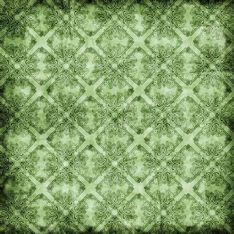 wallpaper pattern vintage green vintage wallpaper background pattern design stock photo