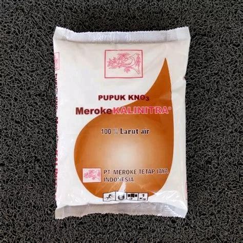 Pupuk Kalium Nitrate pupuk meroke kalinitra kalium nitrat kno3 putih 1 kg