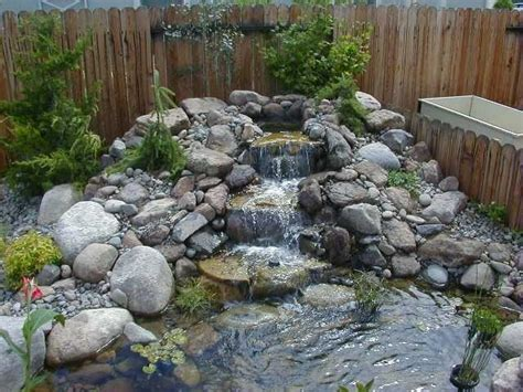 water features waterfalls and ponds in reno sparks