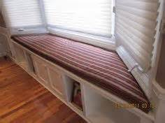 bay window bench seat cushion bay window seat on the cheap ikea expedit bookcase kitchen pinterest discover
