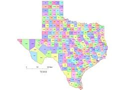 us counties map pdf preview of county map colored