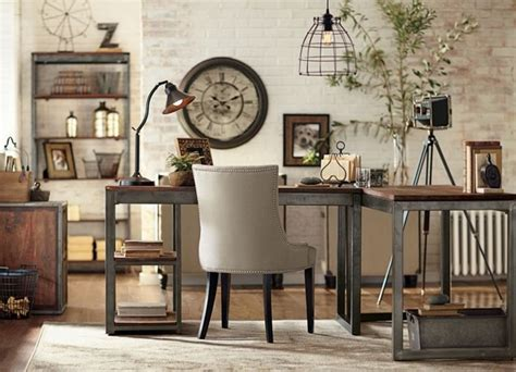 40 beautiful and amazing industrial home office designs 40 cool desks for your home office how to choose the