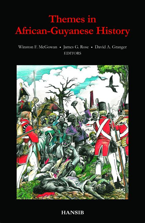 themes in caribbean literature themes in african guyanese history hansib publications