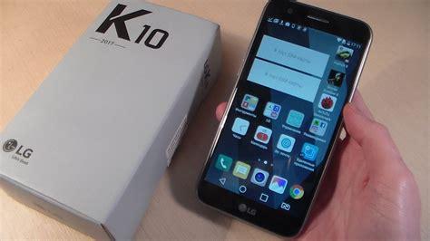 Lg K10 M250 2017 обзор lg k10 2017 m250