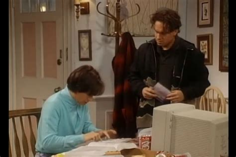 Alert Is Wired The Entertainment by Roseanne Predicted Addiction A Weather Alert
