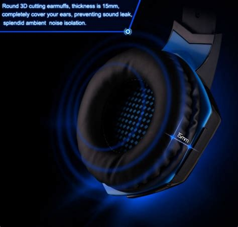 Kotion Each G2000 Gaming Headset Bass With Led Light kotion each g2000 gaming headset bass with led light black blue jakartanotebook