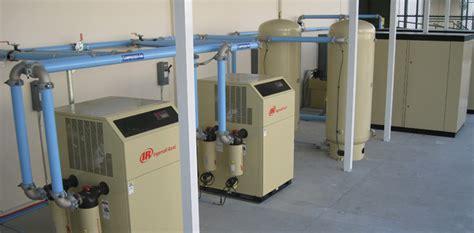 air system design installation air compressor engineering