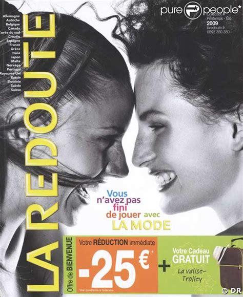 la couverture du catalogue la redoute saison 233 t 233 2009