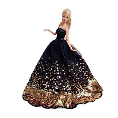 Party/Abends Kleider Für Barbie Puppe Kleider Für Mädchen