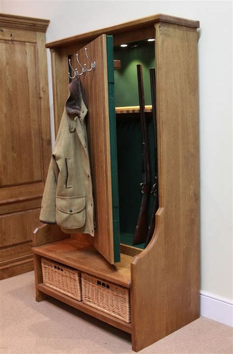 hidden closet gun safe home design ideas