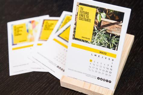 Diseno De Calendarios Dise 241 O Calendario Corporativo 2016 Dika Estudio Creativo