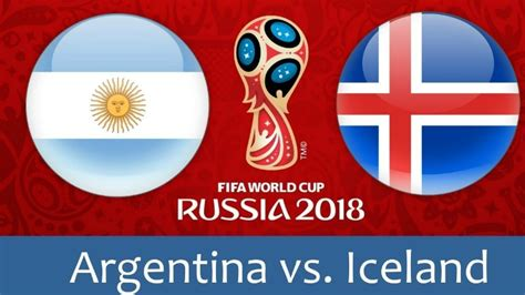 argentina vs iceland k 232 o world cup 2018 trận argentina vs iceland l 224 m lại từ