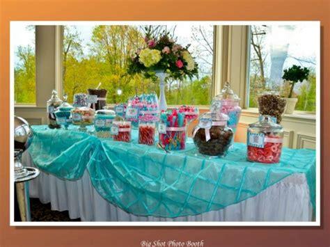 pink and blue buffet my pink and blue buffet yum weddingbee photo gallery