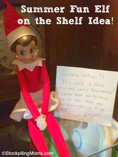 What Does An On The Shelf Do by Summer On The Shelf Idea