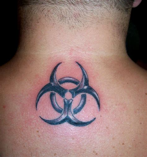 biohazard tribal tattoo biohazard tattoos designs ideas and meaning tattoos for you