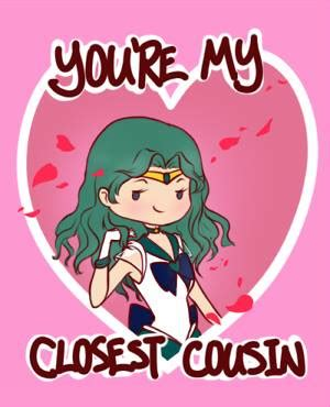 sailor moon valentines sailor moon valentines