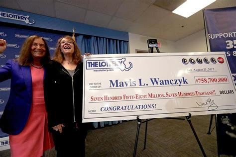 Powerball Sweepstakes Lottery - lottery introduces woman who won 758 7m powerball jackpot the boston globe