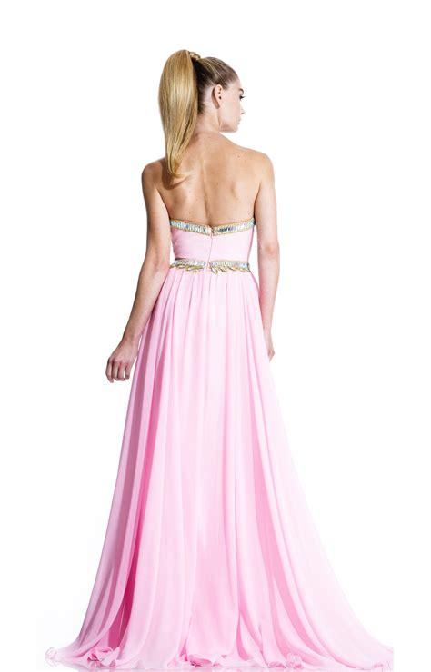 Nathan Top Pink johnathan kayne 502 2018 formal designer gown