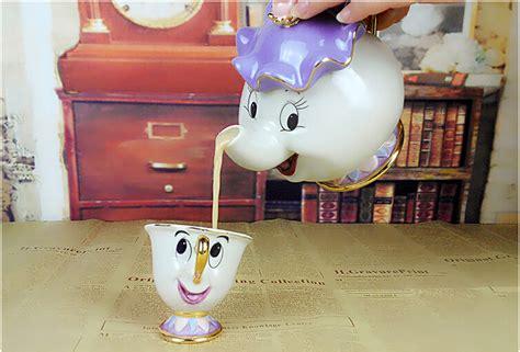 sale beast time photo set sale and the beast teapot mug mrs potts