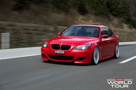 stanced bmw m5 stanced bmw m5 on vossen wheels stance pinterest bmw