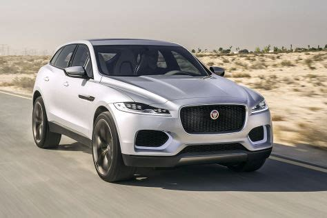 jaguar   neue eindruecke vom jaguar suv autobildde
